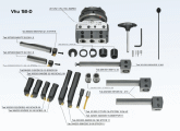 Vhu 160-D Accessories description