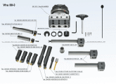 Vhu 80-D Accessories description